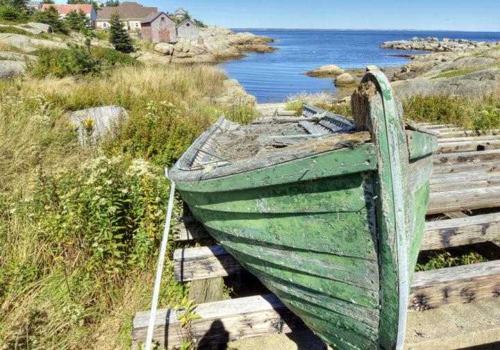 Portuguese Cove - Nova Scotia