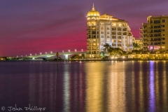 Ringling Bridge - Sarasota, Florida