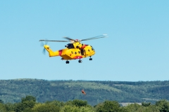 RCAF CH - 149 Cormorant Search and Rescue - Air Show Atlantic - Greenwood, Nova Scotia