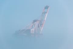 Halterm Container Terminal - Halifax, Nova Scotia