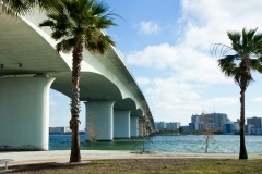 Ringling Bridge - Sarasota, Florida