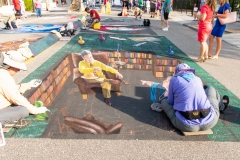 Sarasota Chalk Festival - Florida