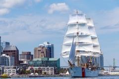 Tall Ships Festival 2017 -Eagle - Halifax, Nova Scotia