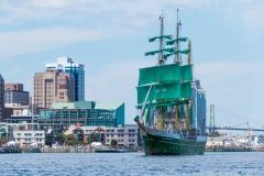 Tall Ships Festival 2017 - Alexander von Humboldt -Halifax, Nova Scotia