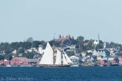 Bluenose II - Lunenburg, Nova Scotia