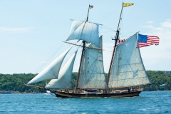 Pride of Baltimore - Halifax Harbour, Nova Scotia
