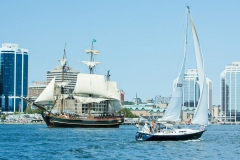 Bounty - Halifax Harbour, Nova Scotia