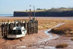 Minas Basin - Delhaven, Nova Scotia