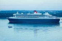 Queen Mary II - Halifax, Nova Scotia
