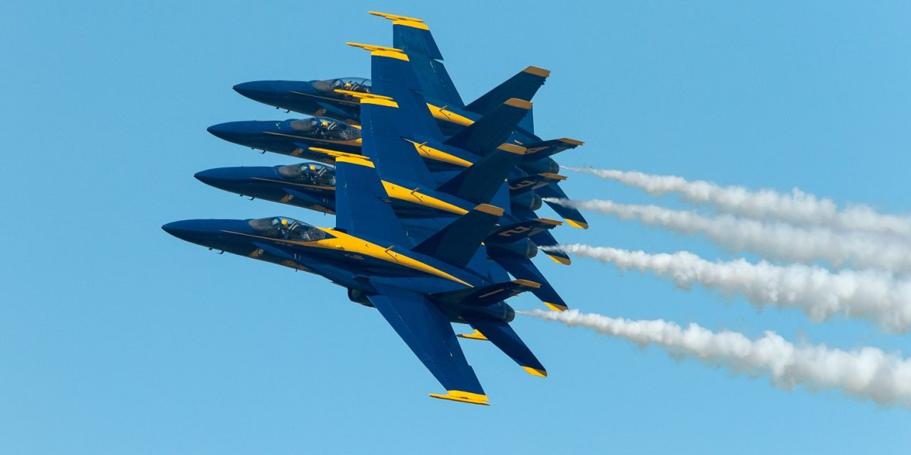2019 Air Show Atlantic