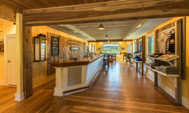 Horton Ridge Malt House in HDR