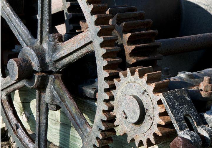 Clockwork Machine Gears in Cortez, Florida