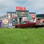 Fina Flashback in Canning, Nova Scotia