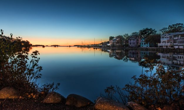 Mahone Bay Sunrise