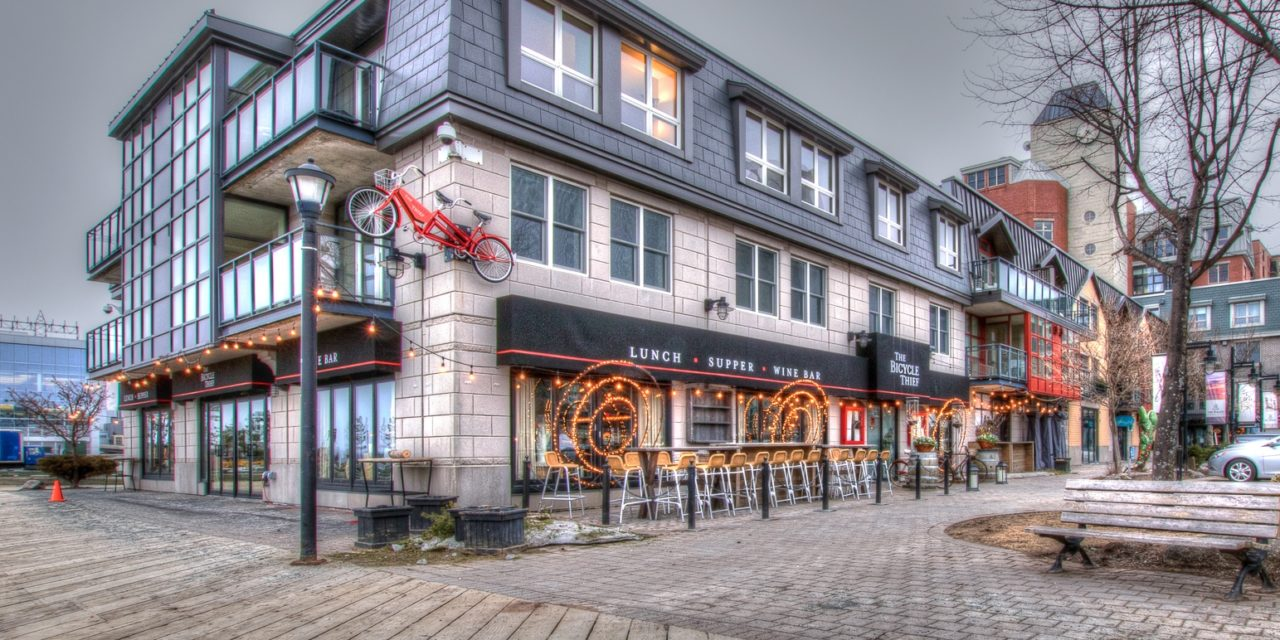 Bicycle Thief Restaurant – Halifax, NS